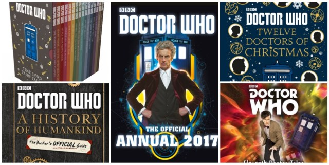 Doctor Who Books and Audio (c) BBC Books