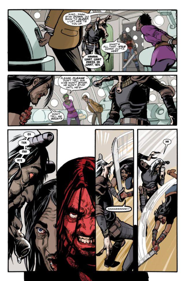 TITAN COMICS - ELEVENTH DOCTOR #2.14 PREVIEW 3