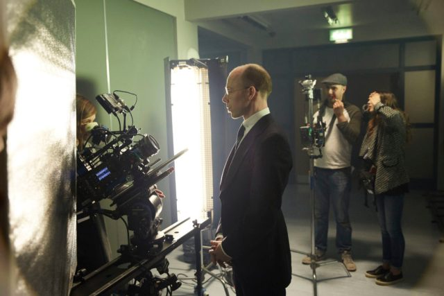 Class - Ep2 - The Inspector (JAMI REID-QUARRELL) - (C) BBC - Photographer: Simon Ridgeway