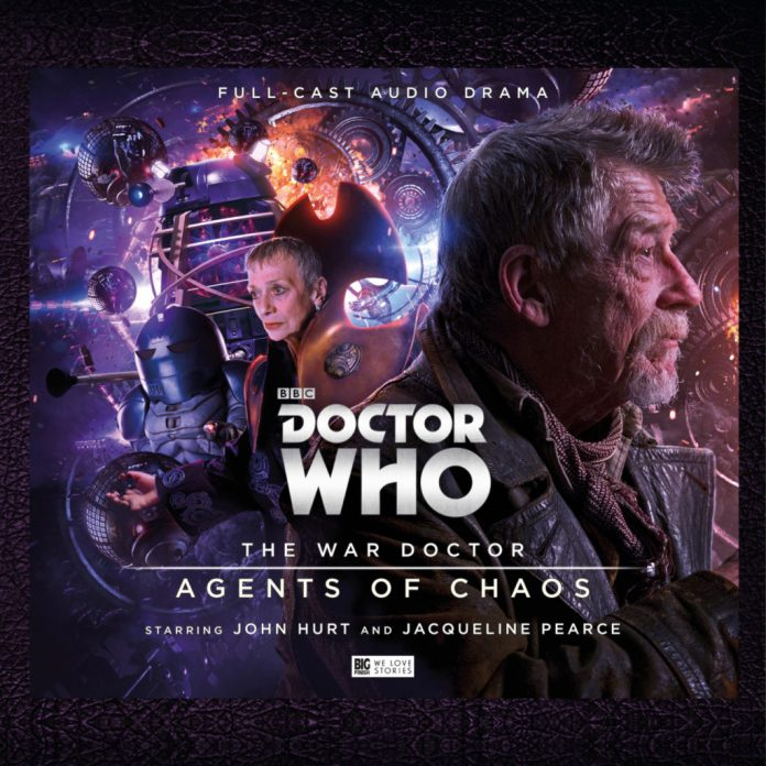 BIG FINISH - DOCTOR WHO - THE WAR DOCTOR 3: AGENTS OF CHAOS