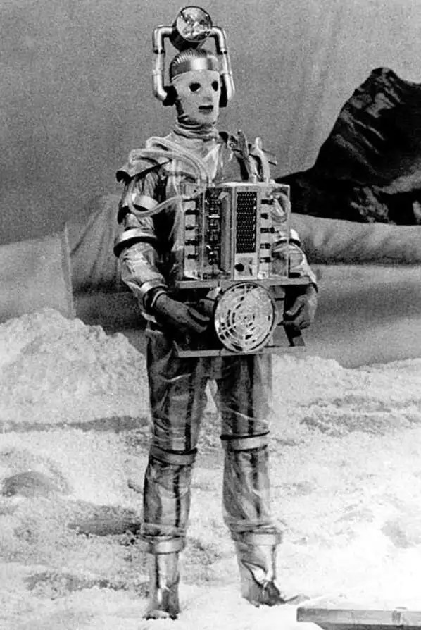Cyberman - Doctor Who - The Tenth Planet (c) BBC