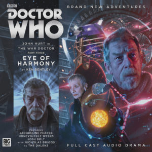 BIG FINISH - Doctor Who - The War Doctor 3.3 Eye of Harmony by Ken Bentley