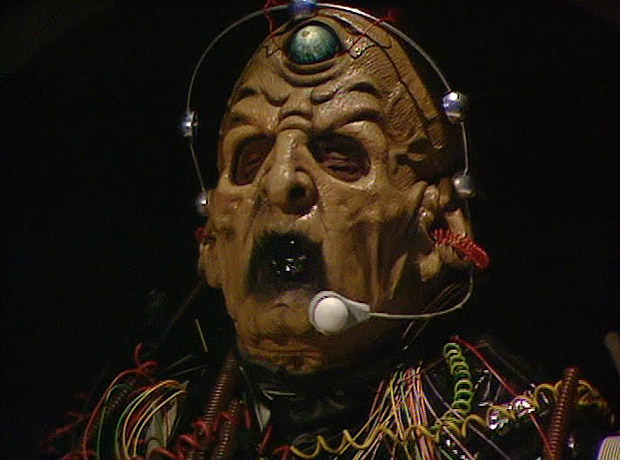 DAVROS - Doctor Who - Remembrance of the Daleks (c) BBC