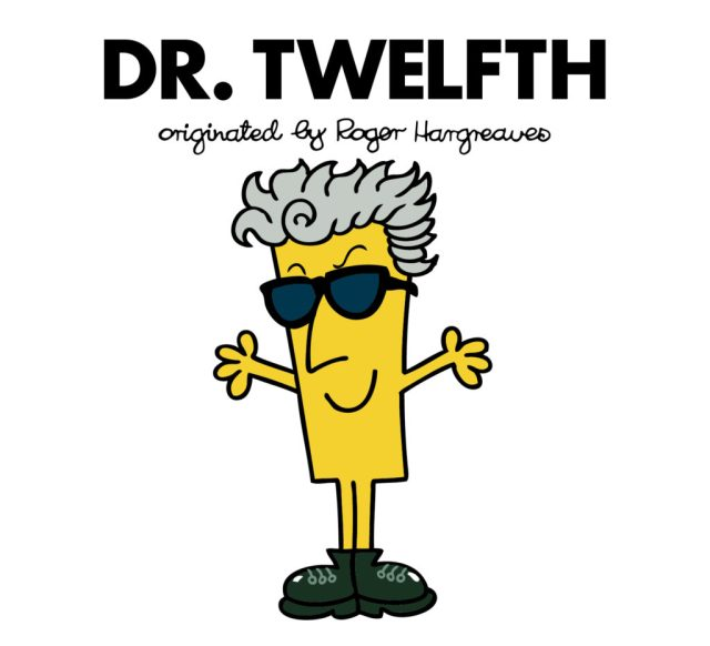Dr. Twelfth - Doctor Who meets The World of Hargreaves
