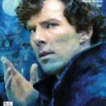 TITAN COMICS Sherlock #5 by Mark Wheatley