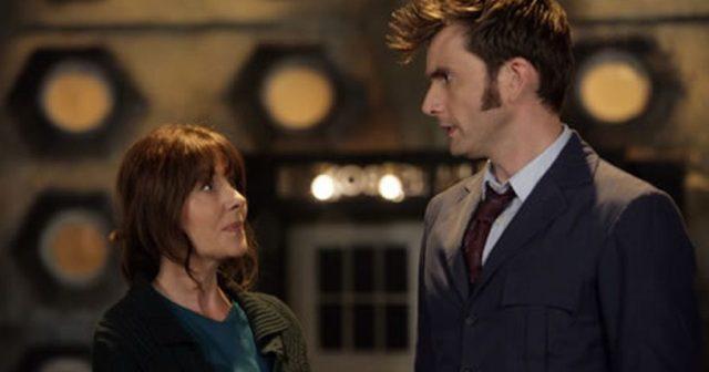 The Sarah Jane Adventures: The Wedding of Sarah Jane Smith (c) BBC