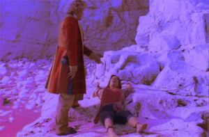 Doctor Who - The Trial of the Time Lord (Mindwarp): (c) BBC
