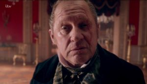 Duke of Cumberland (Peter Firth) - Victoria Episode 8 (c) ITV
