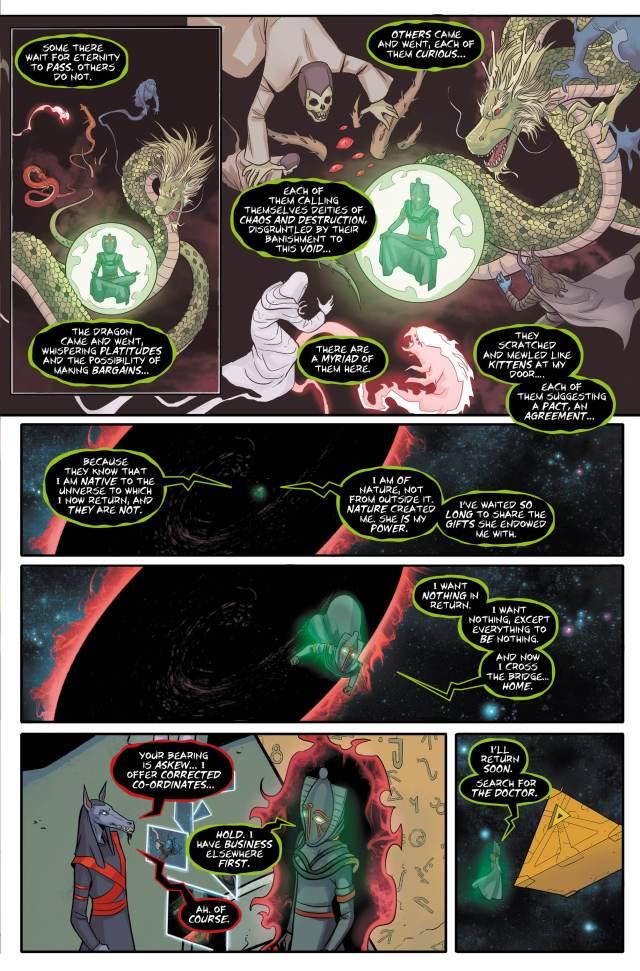TITAN COMICS TENTH DOCTOR #2.16 PREVIEW 3