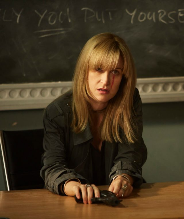 Class - Ep6 (No. 6) - Picture Shows: Miss Quill (KATHERINE KELLY) - (C) BBC - Photographer: Simon Ridgeway