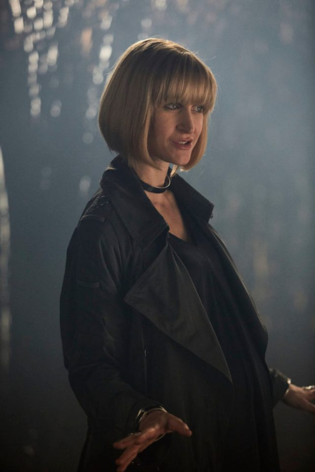 Class - Ep7 (No. 7) - Picture Shows: Miss Quill (KATHERINE KELLY) - (C) BBC - Photographer: Simon Ridgeway