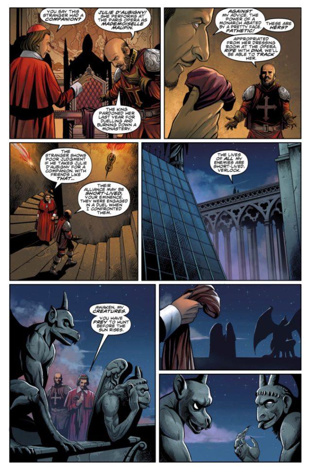 TITAN COMICS - TWELFTH DOCTOR #2.12 PREVIEW 2