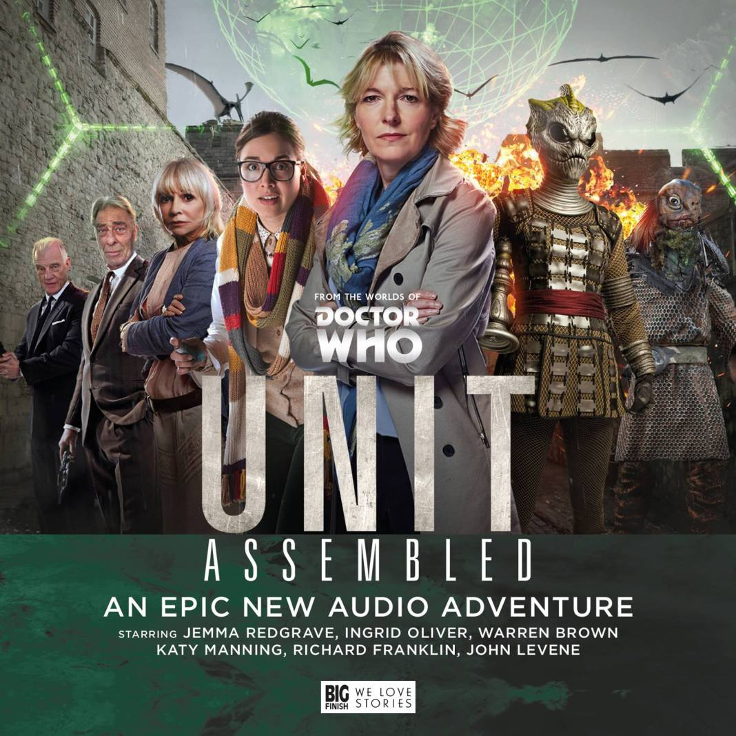 BIG FINISH UNIT: ASSEMBLED