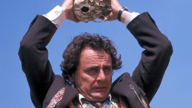 Sylvester McCoy - Doctor Who - Survival (c) BBC