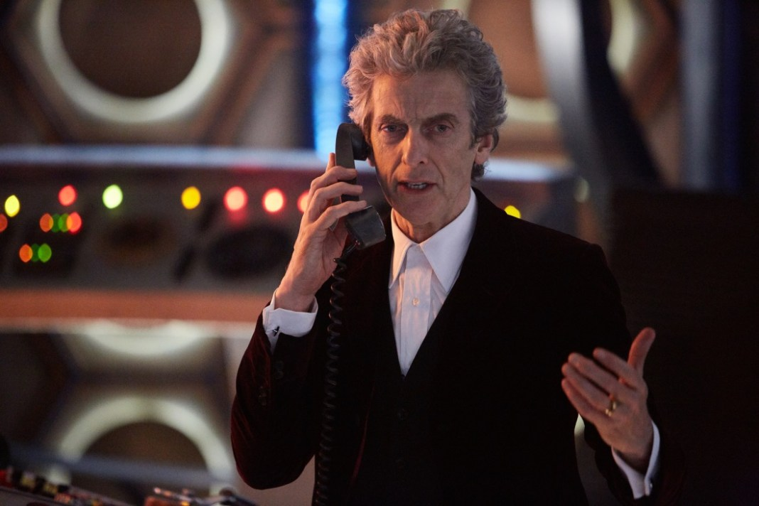 Peter Capaldi - Doctor Who - The Return of Doctor Mysterio - 2016 Christmas Special (c) BBC