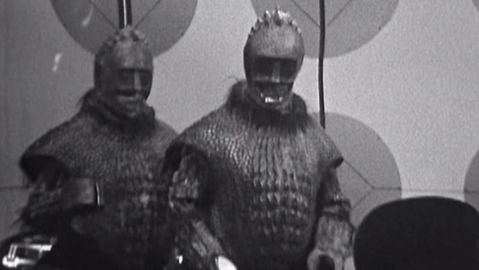 Ice Warriors - Doctor Who (c) BBC