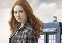 Karen Gillan as Amy Pond - Doctor Who (c) BBC