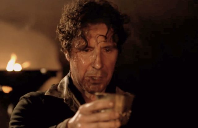 Paul McGann as the Eighth Doctor - Doctor Who The Night of the Doctor (c) BBC