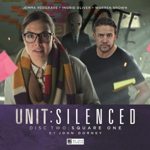 BIG FINISH - UNIT - SILENCED - SQUARE ONE BY JOHN DORNEY