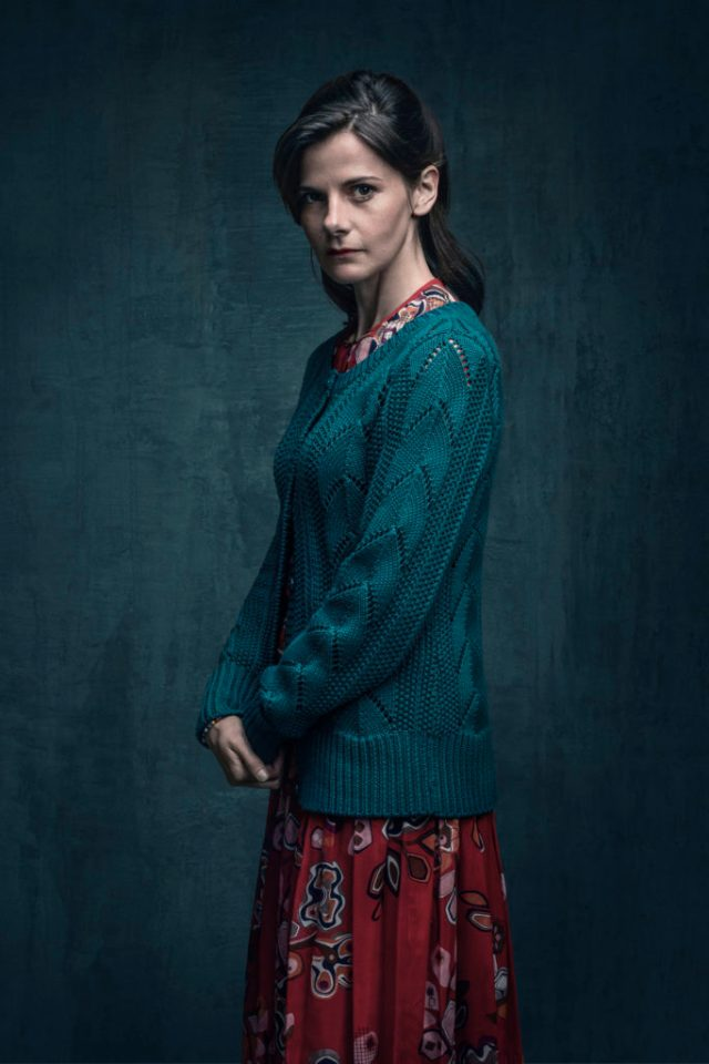 Sherlock - TX: 01/01/2017 - Episode: Sherlock S4 - Generic (No. 1) - Picture Shows: Molly Hooper (LOUISE BREALEY) - (C) Hartswo