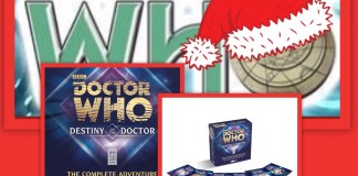 12 Days of Christmas Giveaway - Big Finish - Doctor Who - Destiny of the Doctor