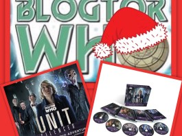 12 Days of Christmas Giveaway - Big Finish - Doctor Who - UNIT: Silenced