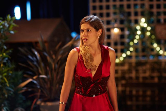 Doctor Who Xmas Special 2016 - Charity Wakefield as Lucy - BBC - Photo: Simon Ridgway