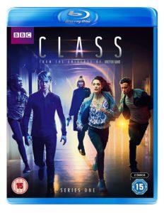 Class Blu-ray Cover (c) BBC