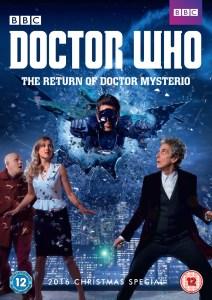 Doctor Who - Xmas 2016 DVD