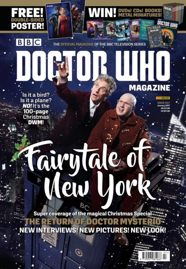 Doctor Who Magazine #507 Polybag