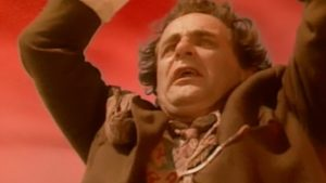 The Doctor (SYLVESTER MCCOY) - Doctor Who - Survival: Part Three (c) BBC