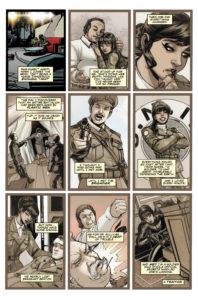 TITAN COMICS - NINTH DOCTOR #8 PREVIEW 1