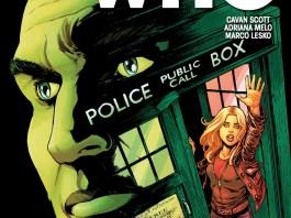 TITAN COMICS - NINTH DOCTOR #9 COVER A BY CHRIS BOLSON