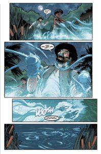 TITAN COMICS -NINTH DOCTOR #9 PREVIEW 3