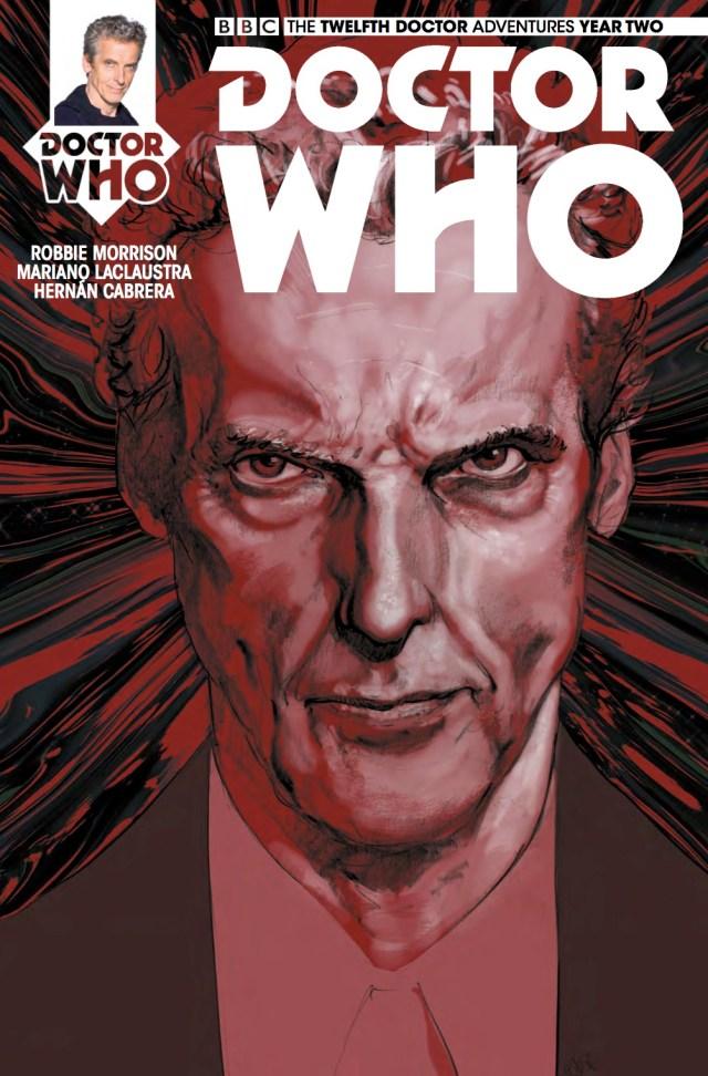TITAN COMICS - DOCTOR WHO 12th #2.13 - COVER A: Simon Fraser