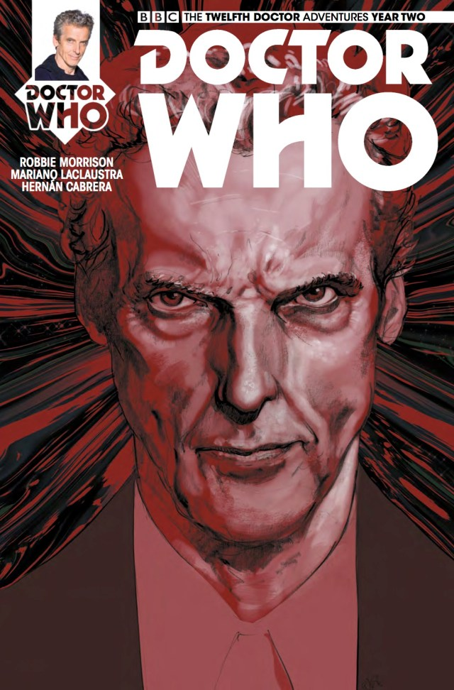 TITAN COMICS - DOCTOR WHO 12th #2.13 - COVER A: Simon Fraser