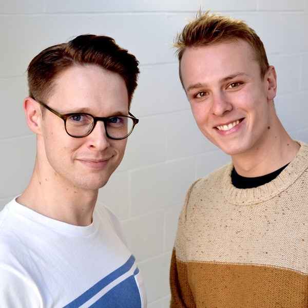 Samuel Barnett and George Naylor - Big Finish - Cicero