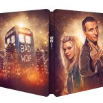 Doctor Who - Series 1 Steelbook - Amazon Exclusive - Blu-ray]