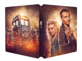 Doctor Who - Series 1 Steelbook - Amazon Exclusive - Blu-ray]