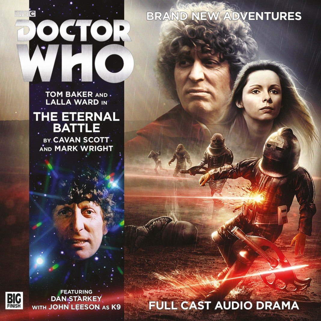 BIG FINISH - DOCTOR WHO - THE ETERNAL BATTLE