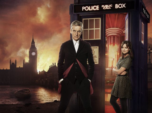 Doctor Who Series 8 - Deep Breath Promotional Image (c) BBC