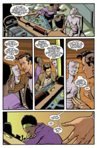 TITAN COMICS - DOCTOR WHO: ELEVENTH DOCTOR #3.3 - PREVIEW 3