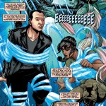 TITAN COMICS - DOCTOR WHO: NINTH DOCTOR #10 - PREVIEW 1