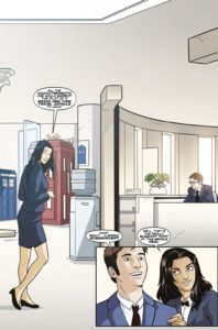 TITAN COMICS – TENTH DOCTOR 3.2 PREVIEW 3