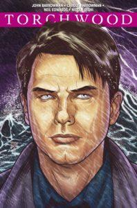 TITAN COMICS - TORCHWOOD #2.1 COVER A: BLAIR SHEDD