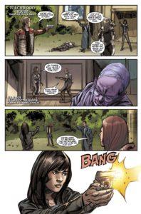 TITAN COMICS - TORCHWOOD #2.1 PREVIEW 2