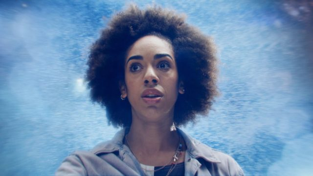 Doctor Who S10 - Screen grab from episode one Bill (PEARL MACKIE) - (C) BBC - Photographer: screen grabs