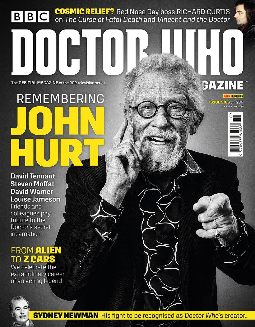 Doctor Who Magazine #510