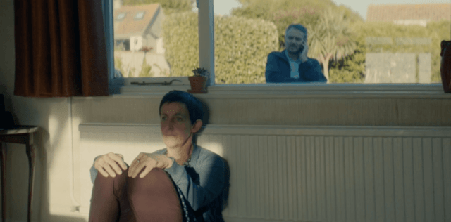 Trish Winterman (Julie Hesmondhalgh) and husband Ian (Charlie Higson) Broadchurch Series 3 Episode 3