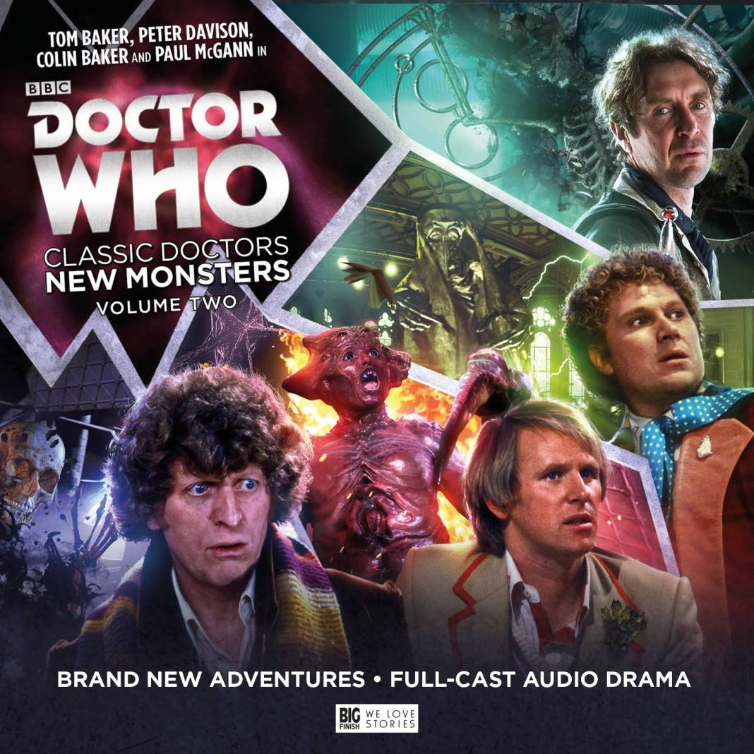 BIG FINISH - CLASSIC DOCTORS, NEW MONSTERS VOLUME 02